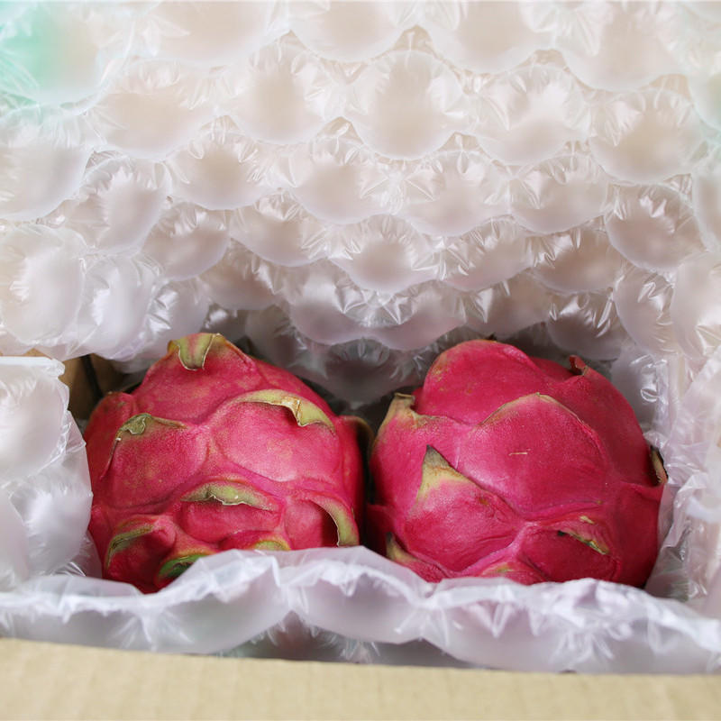 The Application Of Air Cushion Fills For Pack Fruits,Flexible Use, Excellent Buffer Effect