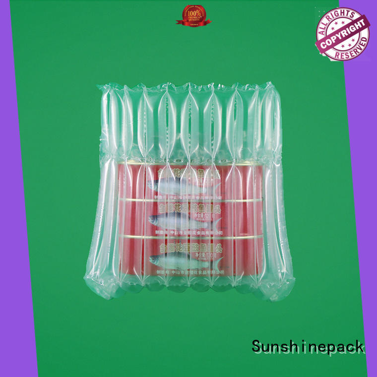 hot inflatable packaging air bags for wholesale for goods