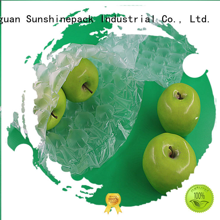 Sunshinepack Custom dunnage bags for sale manufacturers for wrap