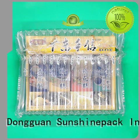 Wholesale air bubble packaging machine top brand Suppliers for transportation