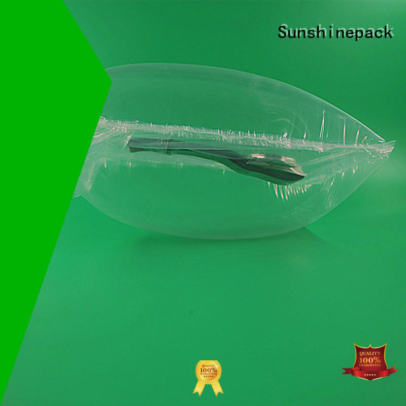 Sunshinepack Best air bag pillow company for package