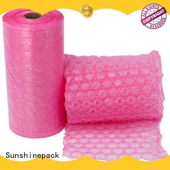 Sunshinepack printing pakr manufacturers for logistics