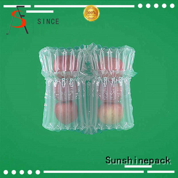 hot air filled bags packaging buy now for transportation
