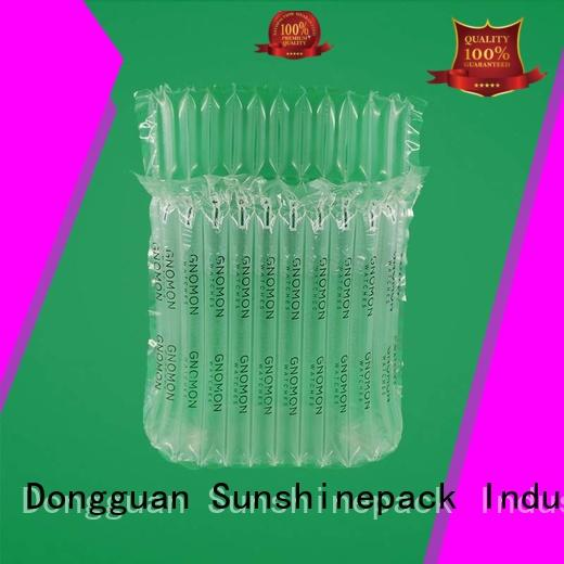 top brand air packaging at discount for goods Sunshinepack