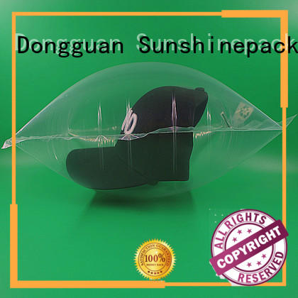 Sunshinepack roll packaging air tube packaging Supply for boots