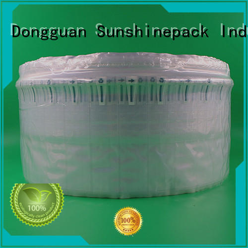 Latest air cushion packaging coil manufacturers for logistics
