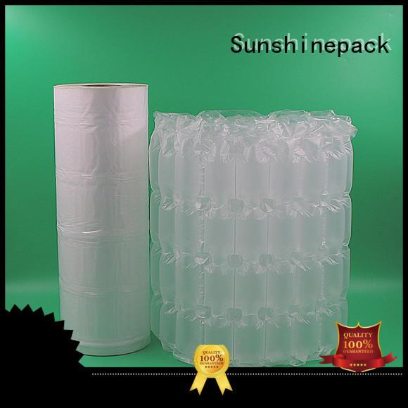 Sunshinepack New portable air cushion company for logistics