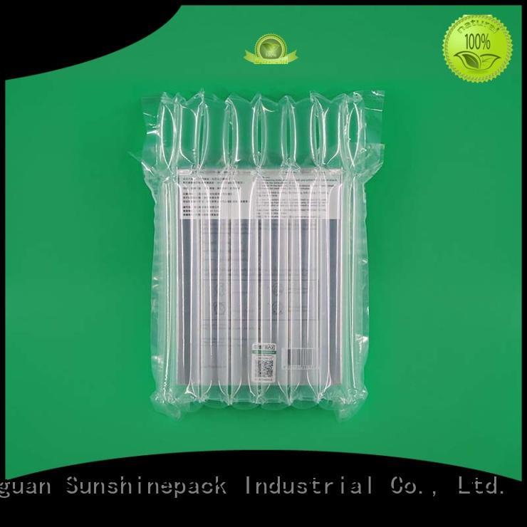 top brand air tube packaging OEM for transportation Sunshinepack