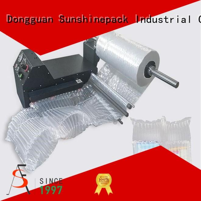 high-quality inflate machine wholesale for wrap Sunshinepack