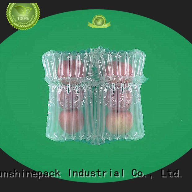 Wholesale air cushion packaging india free sample Supply for delivery