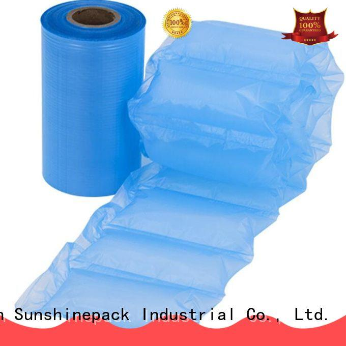 logo pattern shipping airbags shockproof for logistics