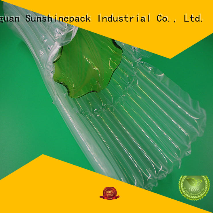 High-quality air bubble packaging machine at discount Supply for transportation