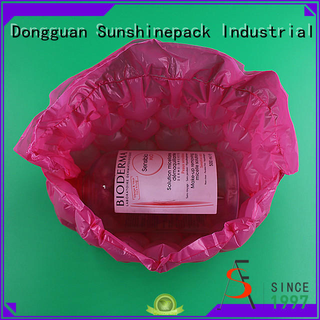 Sunshinepack Custom air cushion roll for business for logistics