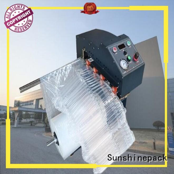 Sunshinepack company portable inflator best quality for packing