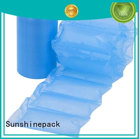 cushioning cushion packaging filling for logistics Sunshinepack
