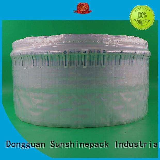 Sunshinepack Top airbag cushion company for shipping