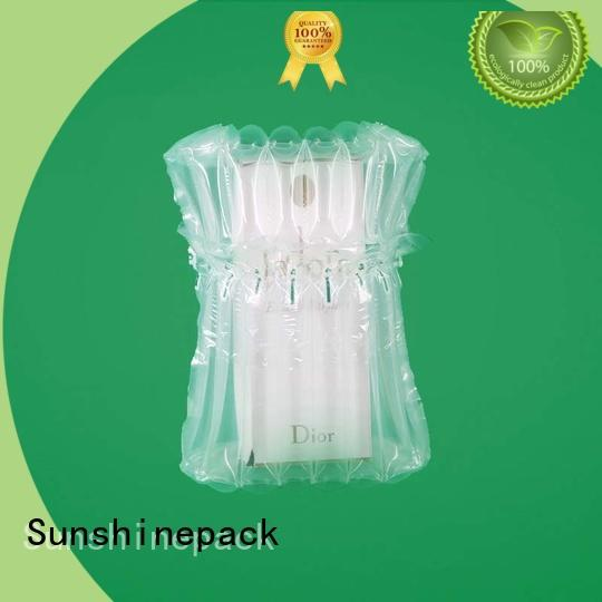 Wholesale materials air pouch packaging handheld Sunshinepack Brand