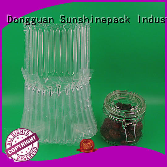 Sunshinepack Top air bubble pouch manufacturers for package