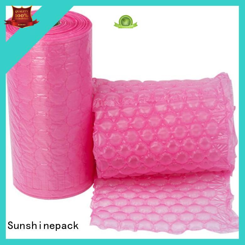 Colorful air bubble sheet in roll,High quality bubble wrap packing materials,welcome customized and inquity