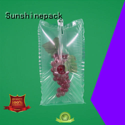 Sunshinepack Best air filled bags for packaging factory for goods