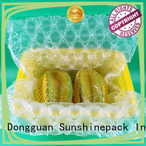 Sunshinepack logo pattern air washer unit Suppliers for logistics
