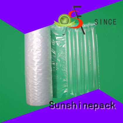 Sunshinepack New stand tube factory for shipping