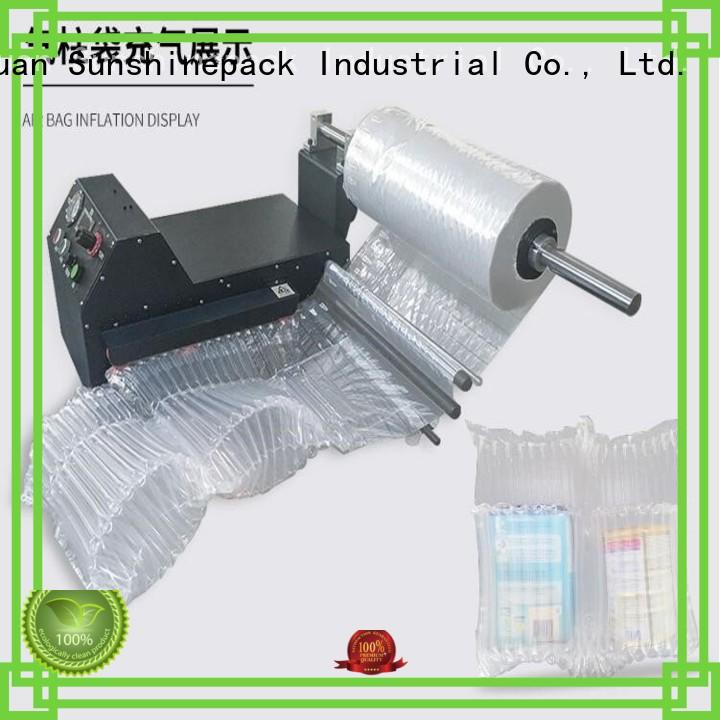 Sunshinepack high-quality air inflator manufacturers for transportation
