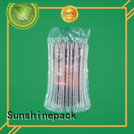 OEM inflatable air pillow at discount for packing Sunshinepack