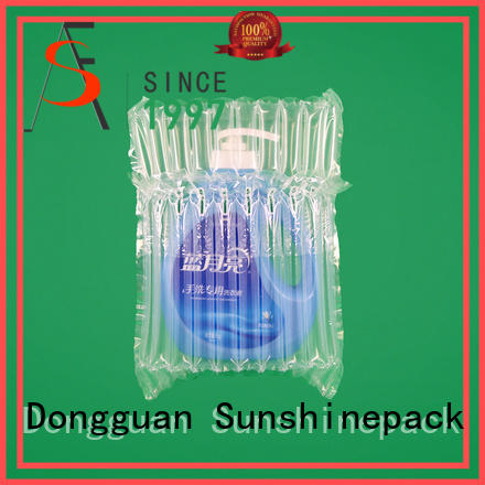 Custom air filled bags for packaging OEM manufacturers for goods