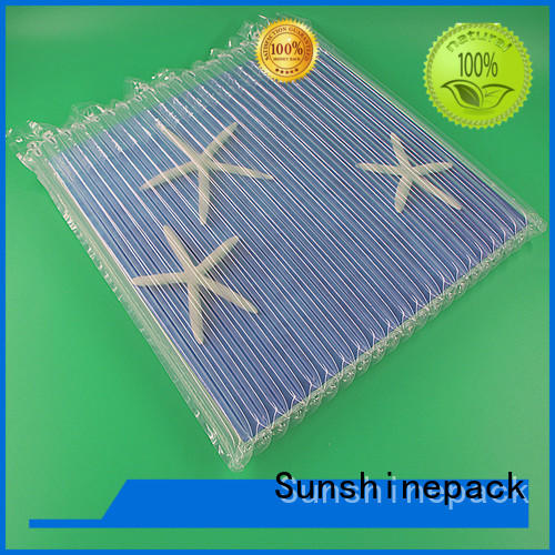 Sunshinepack free sample air pillow bags Supply for transportation