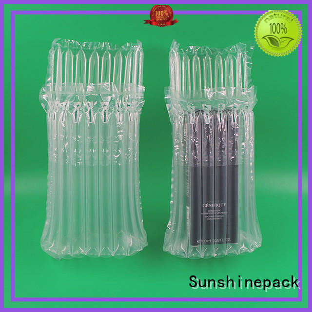 favorable-price air pouch packaging at discount for package Sunshinepack