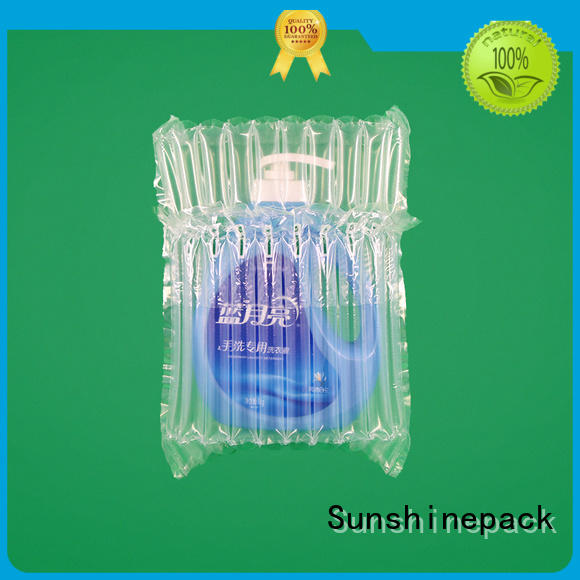 Sunshinepack top brand inflatable air bag packaging Suppliers for packing