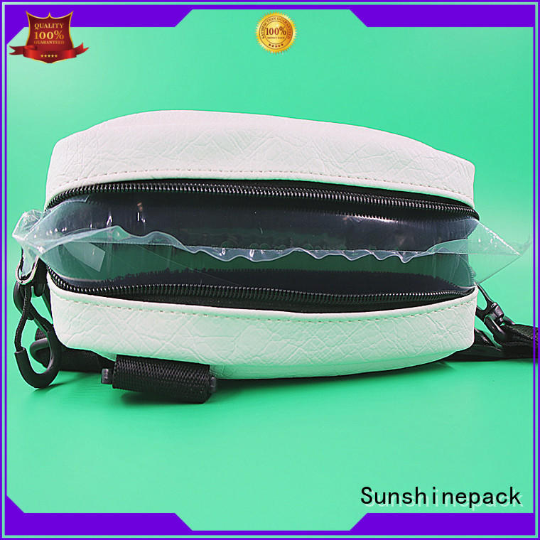 Sunshinepack Top air tube packaging factory for boots