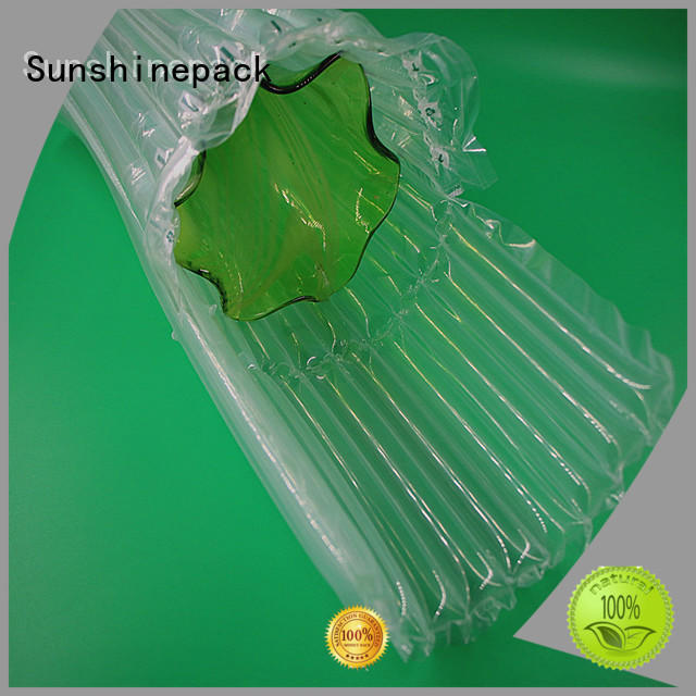Sunshinepack free sample air bags for shipping factory for delivery