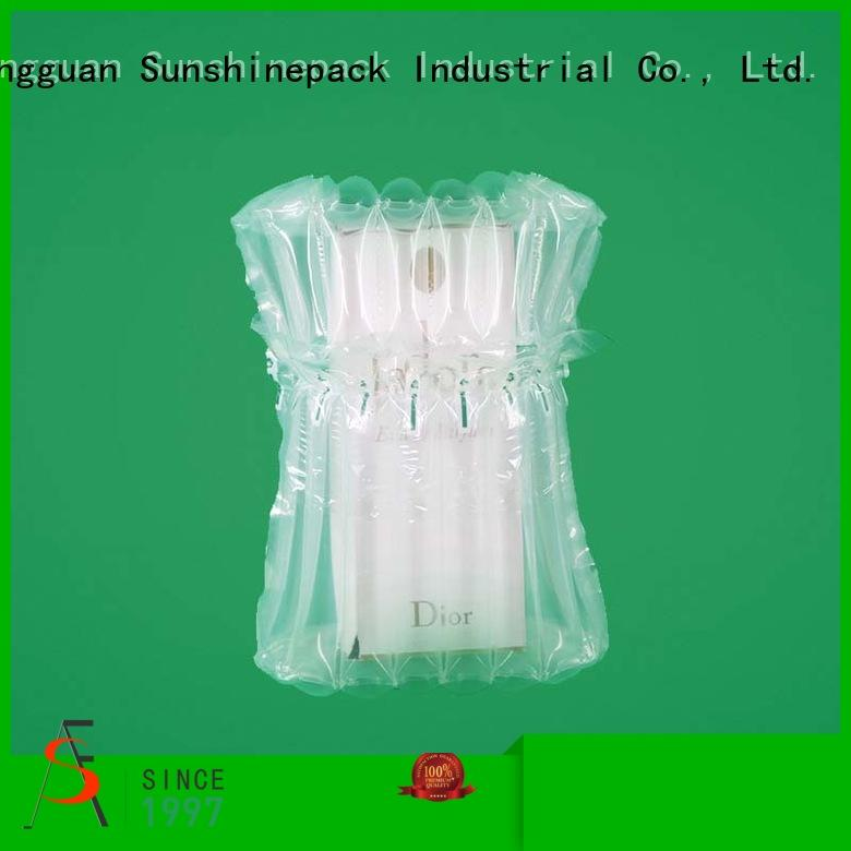 Sunshinepack hot inflatable packaging bags at discount for packing