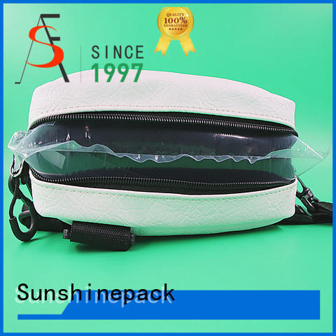 Sunshinepack Top air cushion pillow Suppliers for shoes