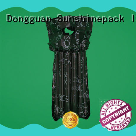 Sunshinepack Top airbag for toner cartridge factory for delivery