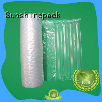 coil bubble pack high degree for logistics Sunshinepack