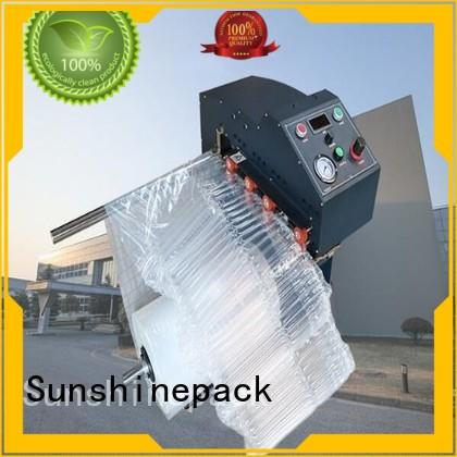 Sunshinepack factory price inflate machine for business for packing