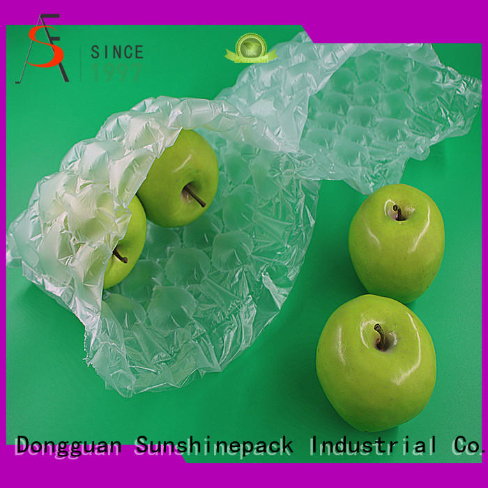 Sunshinepack roll packaging film pillow Suppliers for boots