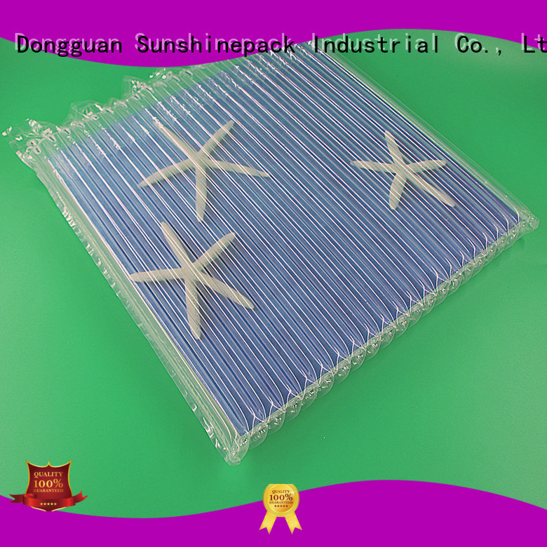 Sunshinepack hot air column bags for wholesale for transportation