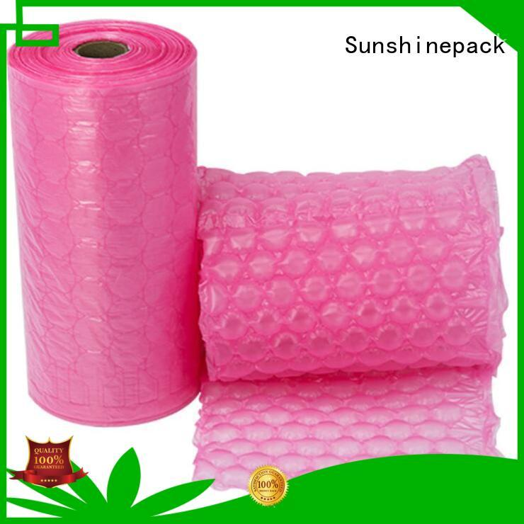 Sunshinepack printing what is air cushion company for logistics