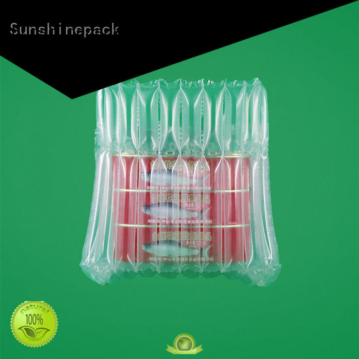 now inflatable bag hot package Sunshinepack