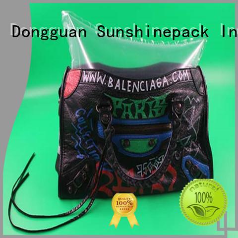 Sunshinepack logo pattern cheap bubble wrap newest for logistics