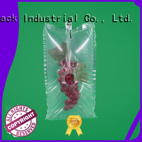 Sunshinepack favorable-price inflatable air pouch top brand for transportation