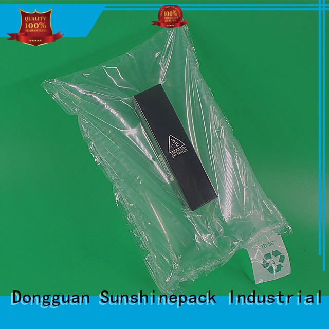 Sunshinepack hot air filled bags packaging at discount for goods