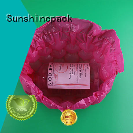 Sunshinepack roll packaging air pillow bags manufacturers for logistics
