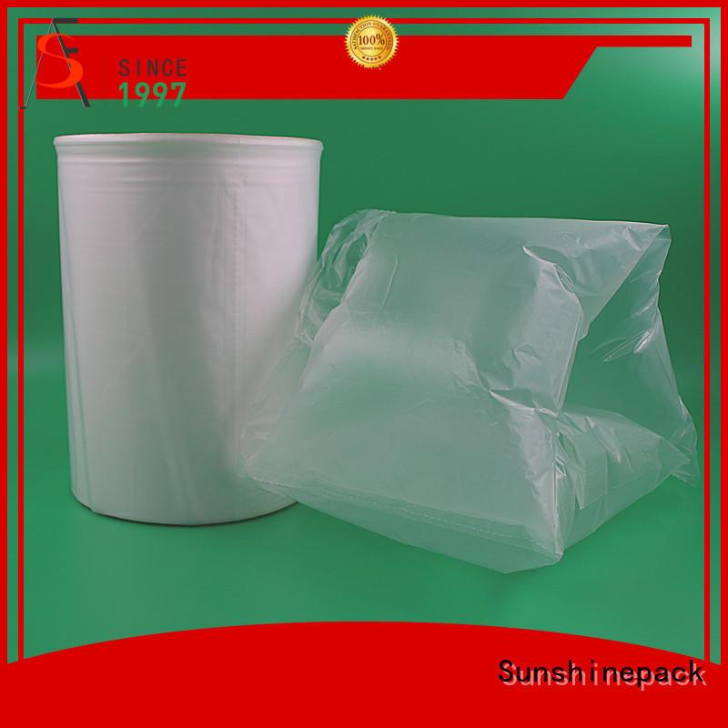 Sunshinepack logo pattern dunnage bags manufacturer Supply for logistics