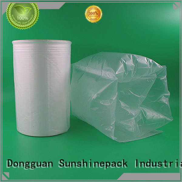 Sunshinepack New air bubble wrap machine Suppliers for transportation