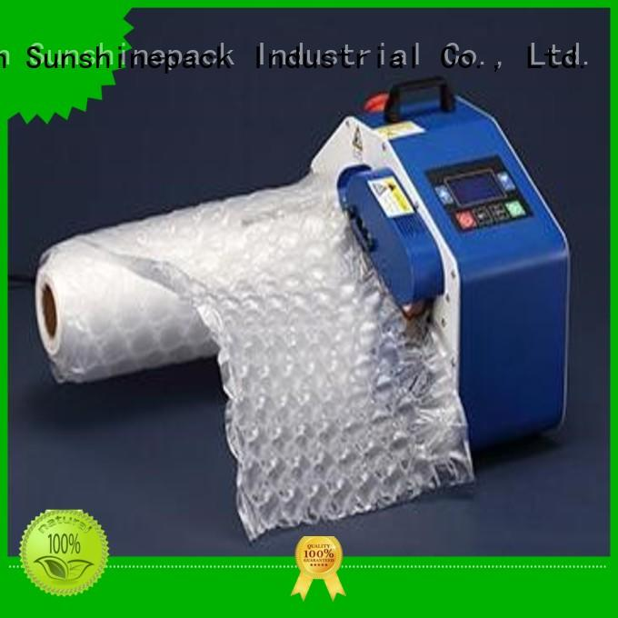 Sunshinepack New air inflator Supply for delivery